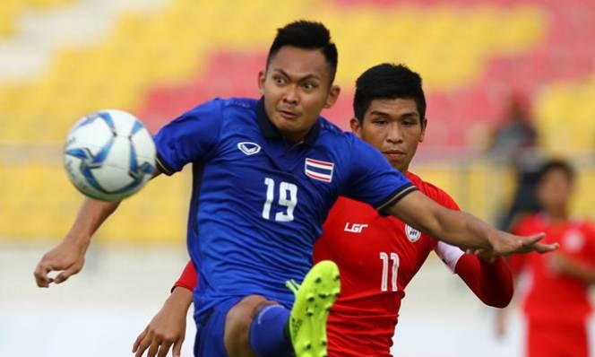 U22 Thái Lan 2-0 U22 Philippines: Cột dọc cứu thua và 2 'mũi dao' sắc lẹm