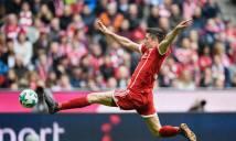 Nếu rời Bayern, đây là bến đỗ tương lai của Lewandowski