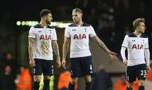 Có Dani Alves, Man City vẫn 'tất tay' với sao Spurs