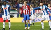 Atletico Madrid: Khi hàng công bất lực