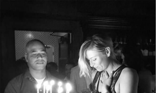 Maria Sharapova đón sinh nhật với nguyên một cây đen