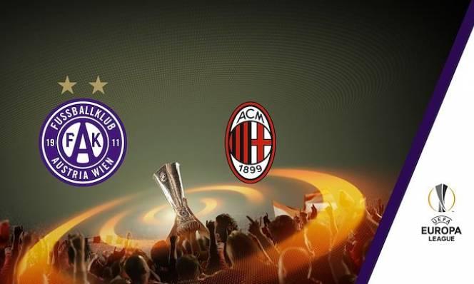 Nhận định Austria Wien vs AC Milan 00h00, 15/09 (Vòng Bảng - Cúp C2 Châu Âu)