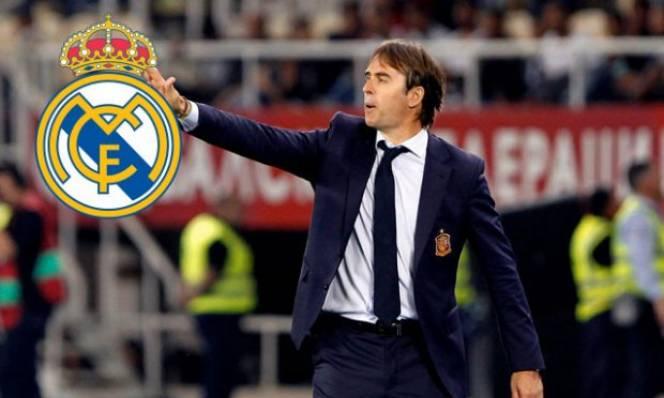 NÓNG: Real chính thức bổ nhiệm HLV Julen Lopetegui thay thế Zidane