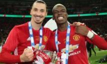 Ibrahimovic và Pogba trở lại, các đối thủ của M.U đang cực kì hoảng sợ