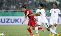 Bán kết lượt về AFF Cup 2016: Indonesia gặp bất lợi
