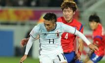 U23 Nhật Bản - U23 Hàn Quốc: Kịch tính đến nghẹt thở