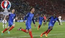 Nhọc nhằn hạ Albania, Pháp giành tấm vé đầu tiên vào vòng 1/8
