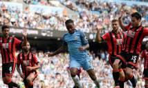 Nhận định Man City vs Bournemouth 22h00, 23/12 (Vòng 19 - Ngoại hạng Anh)