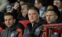 Bỏ qua Scholes, Giggs chọn trợ lý Van Gaal làm đồng minh