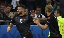 Đánh bại Romania, Albania giành thắng lợi lịch sử