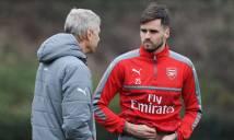 Wenger xác nhận cầu thủ đầu tiên rời Arsenal Đông này