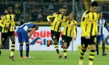 Aubameyang nổ súng, Dortmund vẫn phải chia điểm trên sân nhà