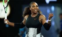 Serena Williams bất ngờ bắt phóng viên phải xin lỗi