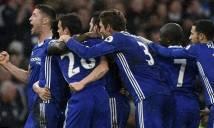 Bắn hạ 'thiên nga', Chelsea san bằng kỷ lục ấn tượng