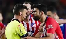 Không thể chịu nổi thói ngổ ngáo của Diego Costa, Atletico quyết tâm rao bán