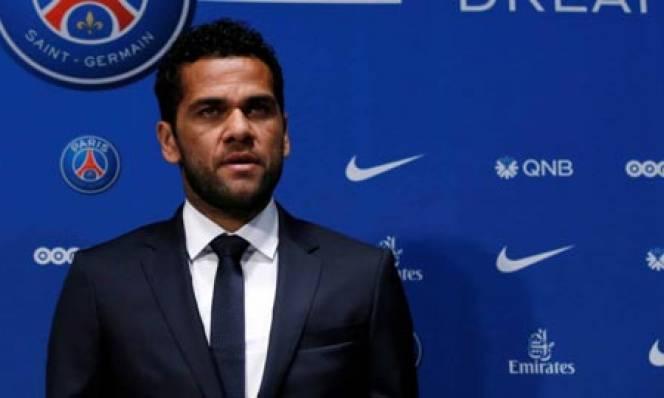 Daniel Alves chọn PSG vì tham vọng chinh phục