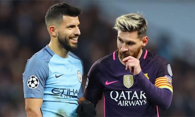 NÓNG! Man City xác nhận đang theo đuổi Messi