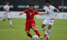 Nữ Việt Nam 3-1 Nữ Myanmar: Siêu phẩm kết liễu đối thủ