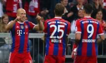 Thêm một đề nghị 'điên khùng' của CLB Trung Quốc cho sao Bayern