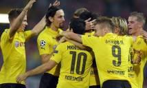 Chơi hơn người, Dortmund lội ngược dòng trước Hoffenheim
