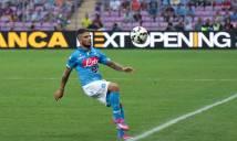 Điểm tin sáng 22/10: Ông lớn Premier League tranh giành sao Napoli