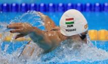Tin nhanh Olympic ngày 7/8: 'Nữ hoàng bơi lội' Hungary phá kỷ lục thế giới