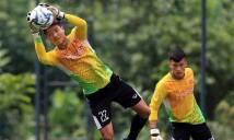 Vị trí thủ môn: Tử huyệt của U23 Việt Nam
