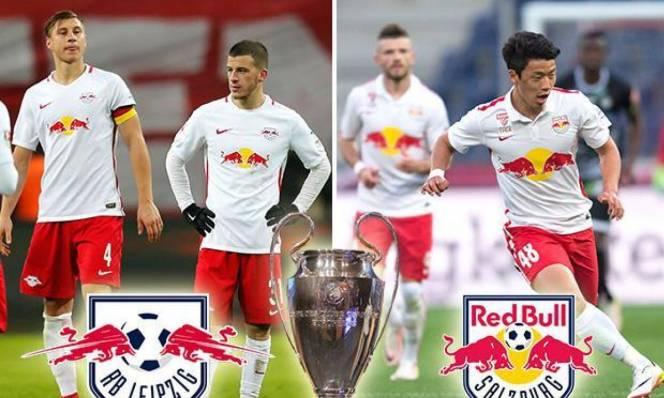 2 đội bóng của Red Bull sẽ cùng tham dự Champions League mùa sau