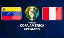Nhận định Venezuela vs Peru, 02h00 ngày 16/6: Bất phân thắng bại