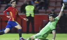 Một Tây Ban Nha đáng sợ đã trở lại