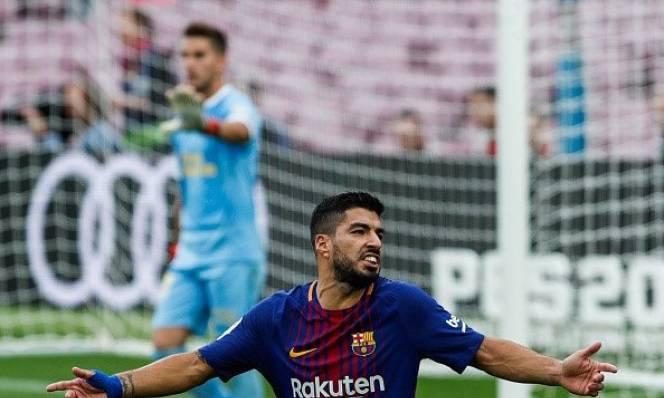 Vì Messi, Luis Suarez chìm trong khủng hoảng?
