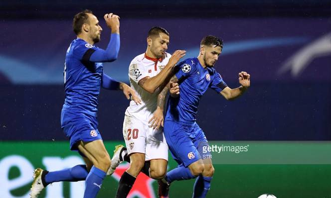 Sevilla vs Dinamo Zagreb, 02h45 ngày 03/11: Sức mạnh đáng sợ