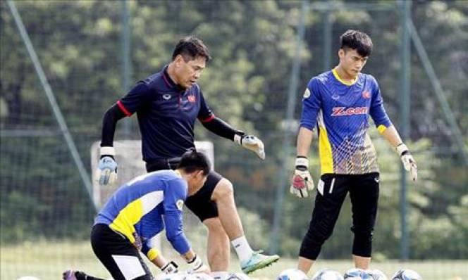Hé lộ thủ môn số một của HLV Park Hang Seo tại U23 Việt Nam