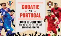 Croatia vs Bồ Đào Nha, 02h00 ngày 26/06: Khó thuần phục 'ngựa ô'