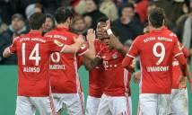 Douglas Costa lên tiếng, Bayern nhẹ nhàng vượt qua Wolfsburg
