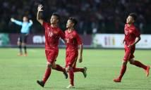 5 tài năng U16 Việt Nam từ giải Đông Nam Á