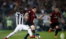 KẾT QUẢ Juventus - AC Milan: 5 phút huy hoàng, đăng quang xứng đáng
