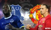 Everton vs Man Utd, 23h00 ngày 4/12: Đầu sóng ngọn gió