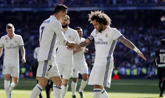 Real Madrid có cơ hội ăn ba mùa 2016/17?