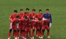 Danh sách 'thương binh' của U20 Việt Nam thêm 2 cái tên sau trận thắng ở Hà Lan