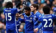 Thống kê 'khủng' của Chelsea sau 21 trận