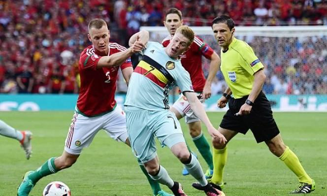 Song tấu Bruyne, Hazard đi vào lịch sử bóng đá Bỉ