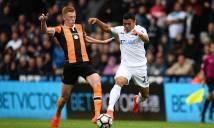 Hull City vs Swansea City, 22h00 ngày 7/1: Hy vọng từ tướng mới