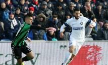 Nhận định Inter Milan vs Sassuolo, 01h45 ngày 13/05 (Vòng 37 - VĐQG Italia)