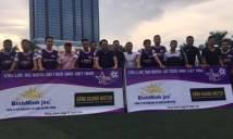 FC Ngôi Sao thắng đậm FC Hữu Nghị ở giải Giải Bank League 2017