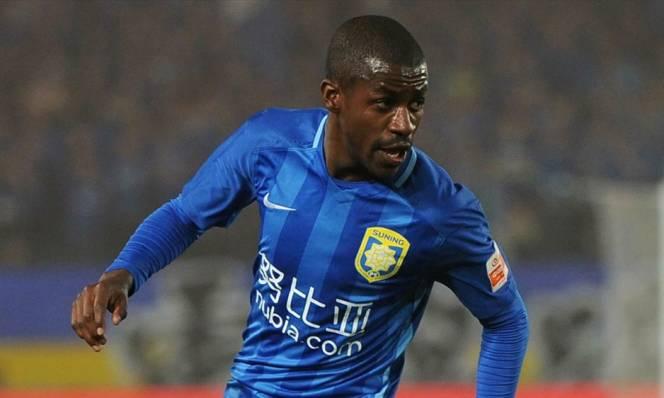 Cựu sao Chelsea rời Trung Quốc tới Inter Milan