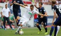 Nhận định Augsburg vs Hertha Berlin 00h00, 11/12 (Vòng 15 - VĐQG Đức)