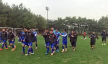 ĐTVN tich cực tập luyện chờ đấu CLB 5 lần vô địch K-League