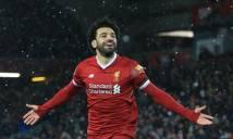 SỐC: Bàn thắng tiếp theo của Salah trị giá lên tới... 100 triệu bảng