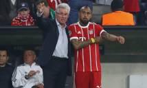 Bayern: Vidal bay cao nhờ Heynckes